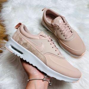Nike Air Max Thea Premium Particle Beige Sneakers